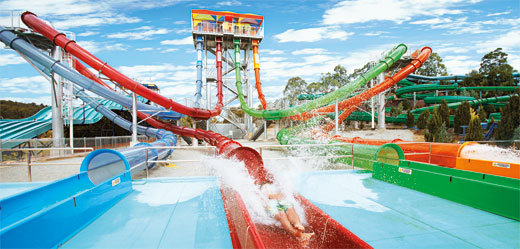 Wet 'N' Wild Hawaii is a 29 acres of water park located in Kapolei, Oahu. Wet 'N' Wild Hawaii offers packages that can be enjoyed by families like birthday parties. Wet 'N' Wild Hawaii offers a wide selection of ride and attractions such as tornado, island racer, shaka and more.
