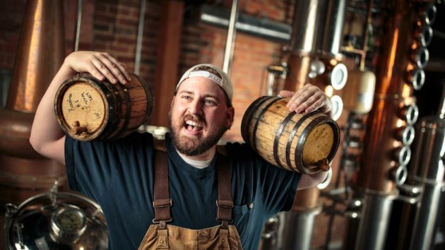 Made In Greensboro – Andrew Norman, 28, Head Distiller