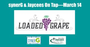 synerG & Jaycees On Tap @ The Loaded Grape | Greensboro | North Carolina | United States