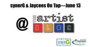 synerG & Jaycees On Tap @ The Artist Bloc | Greensboro | North Carolina | United States
