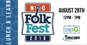 NC Folk Festival Lunch & Learn @ Action Greensboro | Greensboro | North Carolina | United States