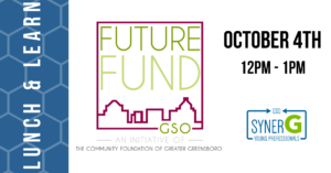 Lunch & Learn: Future Fund @ Action Greensboro | Greensboro | North Carolina | United States