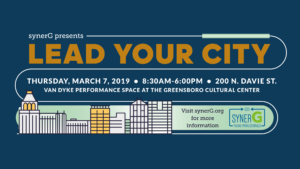 Lead Your City - 21st Century Wellness: Healthy City, Healthy You @ Greensboro Cultural Center
