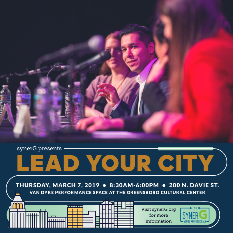 Registration Open for Lead Your City 2019